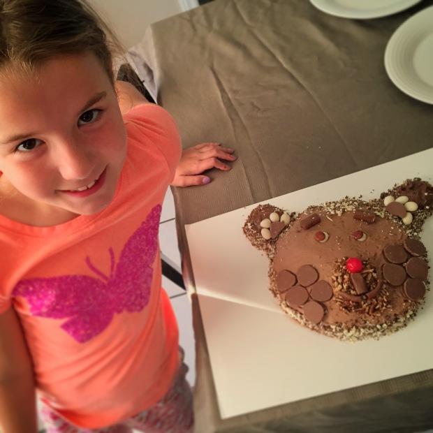 Maxim gâteau ourson